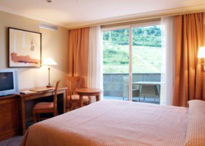 Habitación junior suit Hotel Villava Pamplona