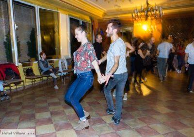 que no muera la salsa sabado Hotel Villava Pamplona web-28