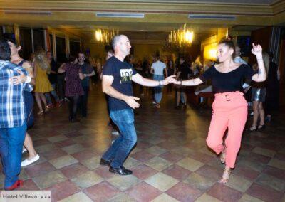 que no muera la salsa sabado Hotel Villava Pamplona web-3