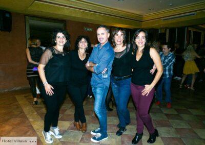 que no muera la salsa sabado Hotel Villava Pamplona web-4