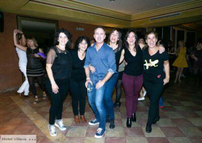 que no muera la salsa sabado Hotel Villava Pamplona web-5