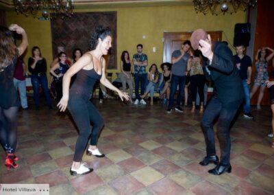 que no muera la salsa sabado Hotel Villava Pamplona web-50
