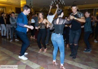 que no muera la salsa sabado Hotel Villava Pamplona web-58