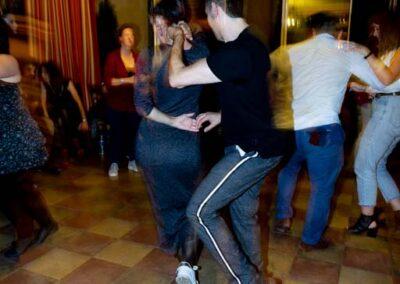 que no muera la salsa sabado Hotel Villava Pamplona web-62